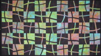 fishnet - an original quilt design by Brenda Gael Smith