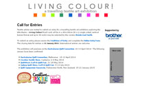 Living Colour Textiles!